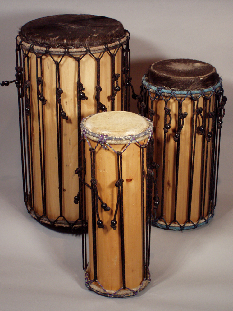 Custom Made Drums