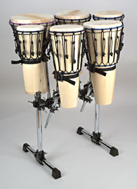 Hand Drum Mounting System